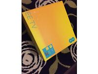EE. Tv box new