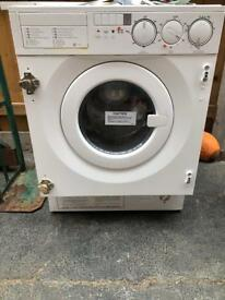Diplomat integrated washing drying machine