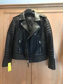Men's Boda Skins Leather Jacket