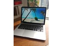 "Macbook Pro 13"" Retina late 2013. Mint condition 8GB RAM, 2.4GHz i5, 256GB SSD + free 128GB SD drive"