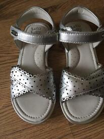 Lellis Kelly sandals and shoes brand new