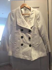 Marks and spencer coat for women size 12