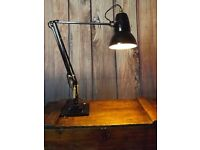 Vintage 1960's 1227 Angelpoise Lamp By Herbert Terry & Sons-Pat Tested-Working