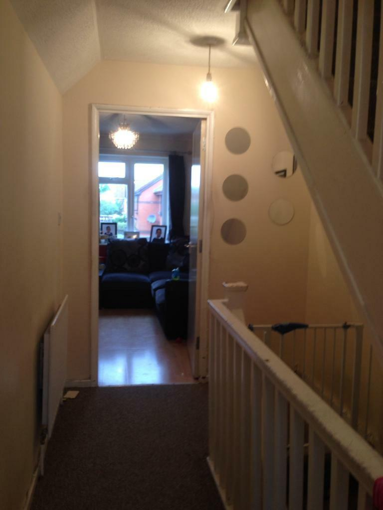 Large Four bedroom townhouse, want 3 bed Hall Green/Acocks Green
