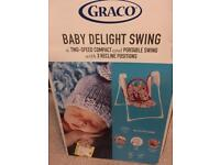 Baby delight swing