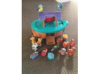 Fisher price Noah's ark. Back up due to non collection