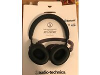 Audio Technica ATH-SR5BTBK used less than 2 months, in perfect condition