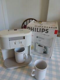 PHILIPS HD 5192 TEA FOR TWO TEA MAKER