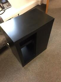 Ikea - computer unit - storage table