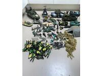 Army toys various