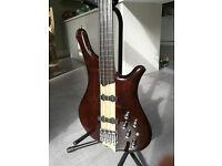 Bass Guitare Mayones Comodous 4 Fretless