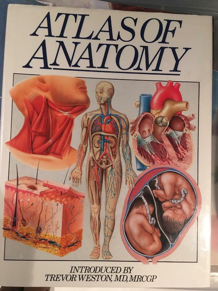Atlas Of Anatomy Book In Willowbrae Edinburgh Gumtree