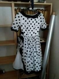 1950's remake dress