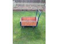 Garden/workshop trolley