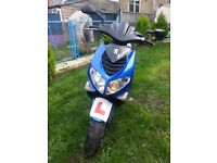 speedfight 2 2004 service history mot2017 2 owners