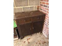 FREE vintage sideboard