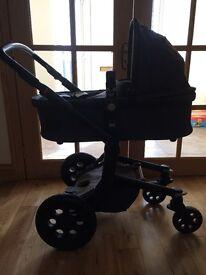 Mamas and Papas Joolz carry cot/ pushchair