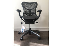 HERMAN MILLER MIRRA 2 CHAIR - HIGH QUALITY EXECUTIVE MESH ERGONOMIC ORTHOPEDIC OFFICE CHAIR