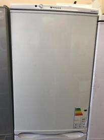 Hotpoint white fridge freezer
