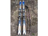 Skis K2 T:Nine Flight All Mountain Skis