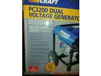 Power craft 3200dv generator