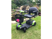 Modern Smart Invacare Mobility Scooter Excellent Condition