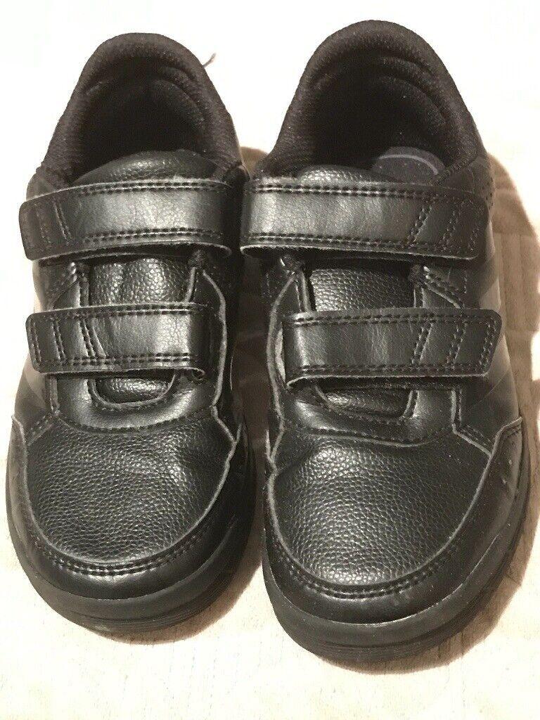 fc26d459ab40 School PE - Boys Adidas Stylish Alta Sport CF Trainers Footwear Size ...