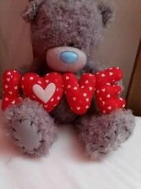 love me to you bear