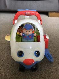 Fisher Price Little People Aeroplane