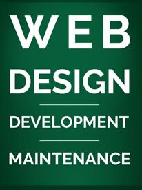 ❖ Web Design ❖ Development & Maintenance