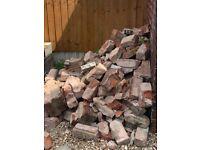 Free Bricks/rubble/hardcore