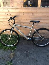 Adult mountain bike (trax tf1)