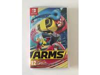 ARMS for Nintendo Switch - Mint Condition