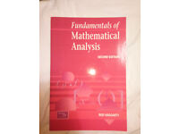 Fundamentals of Mathematical Analysis by Rod Haggarty (Paperback, 1993)