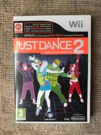 Wii Game - Just Dance 2