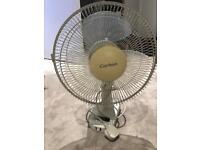 Carlton Tabletop Fan