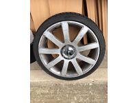 "5x112 Audi RS4 19"" Alloy Wheels Reps"