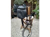 Cub Saddle And Pony Bridle
