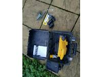 DeWalt DW680L Planer 850W 115V & Hard Case plus accessories