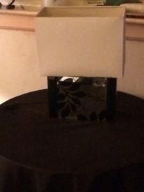 Mirror base the lamp