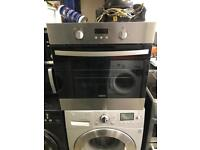 Zanussi built in oven electric very good condition