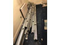 Gyp Frame Galvanised Stud work