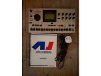 Elektron Machinedrum SPS-1 Mk II, Drum Machine Midi Sequencer