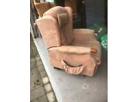 Reclining chair FREE TO A GOOD HOME