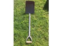 Builders shovels