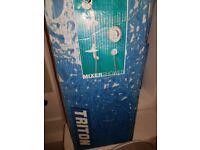 Mixer shower Triton pressure compensating
