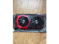 Nvidia Geforce Msi 1080Ti GTX - Gaming X Edition-Warranty & Proof of purchase RRP £779