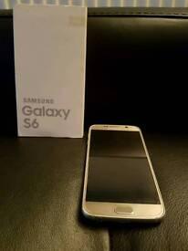 Samsung Galaxy S6 32GB Sim Free Boxed