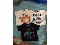 Baby boys tshirts