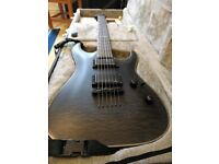 ESP LTD Horizon MH-1000 40th Anniversary Edition Electric Guitar EMGs Satin Black Not Ibanez Gibson